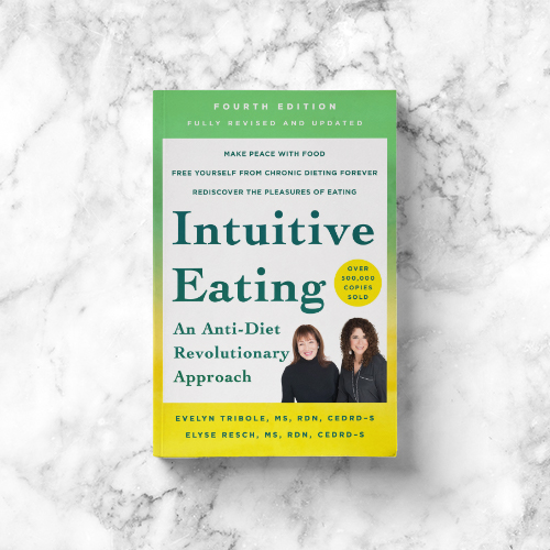 A Revolutionary Program that Works Intuitive Eating